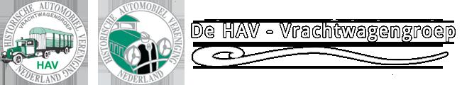 de HAV – Vrachtwagengroep Logo